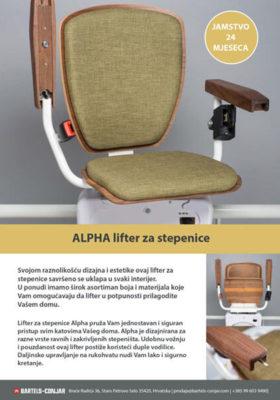alpha -1